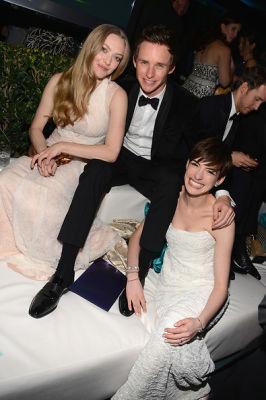 Amanda Seyfried, Eddie Redmayne, Anne Hathaway