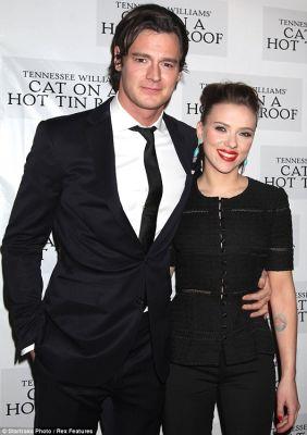 Benjamin Walker, Scarlett Johansson