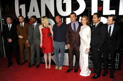 Gangster Squad World Premiere