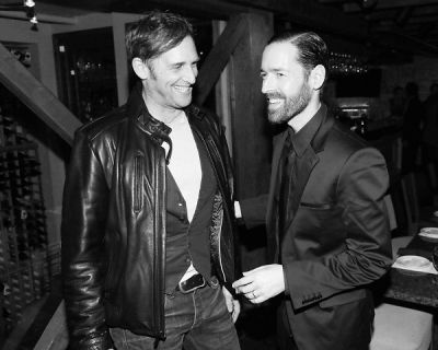 Josh Lucas, Michael Polish