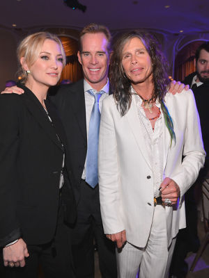 Kate Hudson, Joe Buck, Steven Tyler