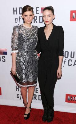 Kate Mara, Rooney Mara
