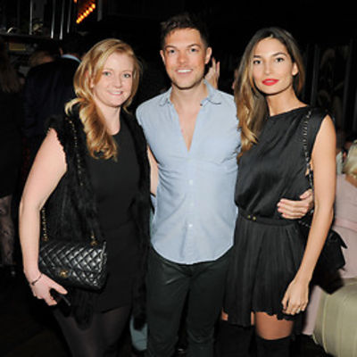 Lisa Benson, Emerson Barth, Lily Aldridge