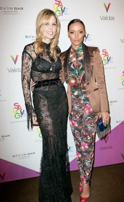 Mary Alice Stephenson, Selita Ebanks