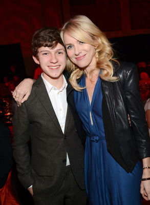 Tom Holland, Naomi Watts