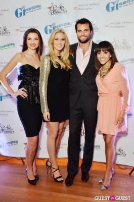 Jana Sedlakova, Allyn Rose, Scott Elrod, Ashley Boalch