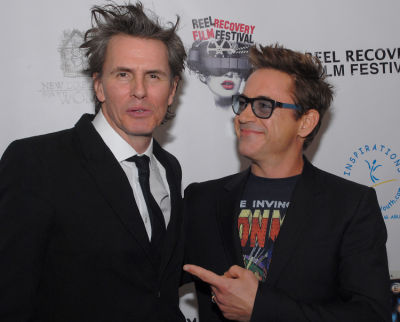 John Taylor, Robert Downey Jr.