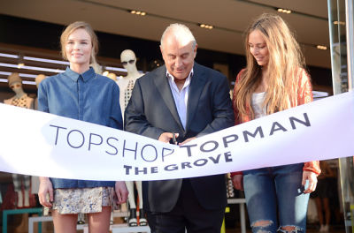 Kate Bosworth, Philip Green, Chloe Green