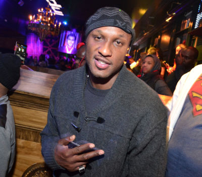 Best $2k I Ever Spent! Lamar Odom Kicks Back At Capitale