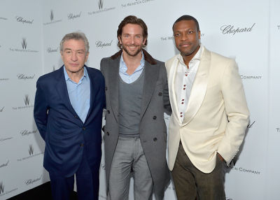 Robert De Niro, Bradley Cooper, Chris Tucker