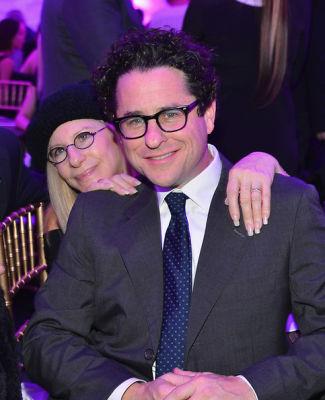 Barbra Streisand, J.J. Abrams