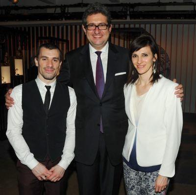 David Drouard, Luc Perramond, Sandra Savin