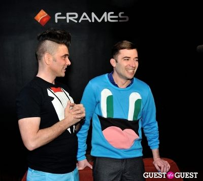 Fred Flare Style Presentation at Frames NYC