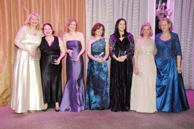 Heidi Thompson, Julie Naughton, Crystal Matsibekker, Gretchen Jeanes, Shanette Cohen, Barbara Paddock, Allison Cooke Kellogg