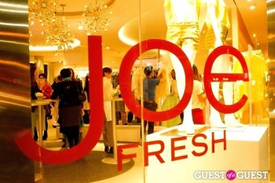 Joe Fresh Pop-Up