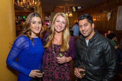 Marissa Schneider, Roxanne Bannon, Kunal Shah