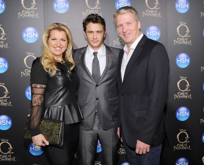 Mindy Grossman, James Franco, Bill Brand