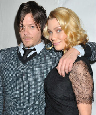 Norman Reedus, Laurie Holden