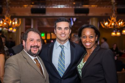 Paul Strauss, Doug Kammerer, Tonya Williams