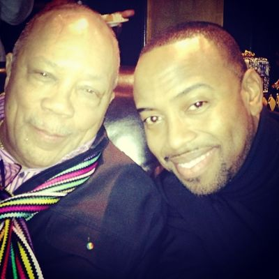 Quincy Jones, B. Slade