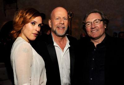 Rumer Willis, Bruce Willis, Lorenzo di Bonaventura