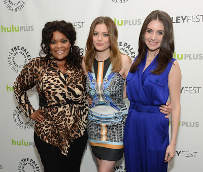 Yvette Nicole Brown, Gillian Jacobs, Alison Brie