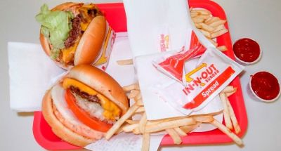 Eavesdropping In: In-N-Out Cook Reveals Top Secret Menu; Adam Levine's New Lady; Where To Vote In Today's L.A. Mayoral Election; Harrison Ford Joins 'Anchorman 2' Cast; Drake Drops $50k In $1 Bills At Strip Club