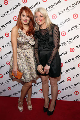 Debby Ryan, Kate Young