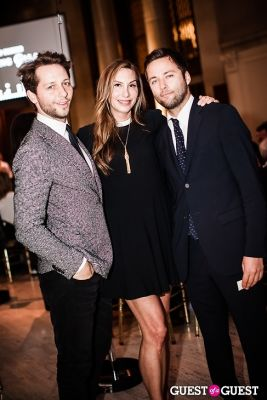 Derek Blasberg, Jacqui Getty, Jack McCollough