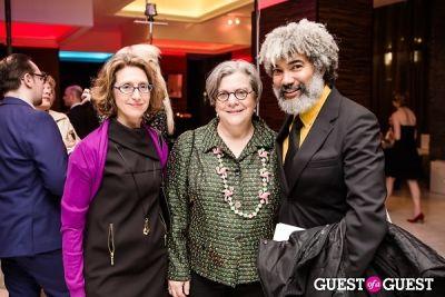 Michelle Jaffe, Diane Wondisford, Fred Wilson
