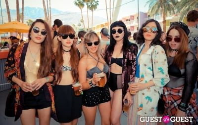 Saguaro Desert Weekender Party