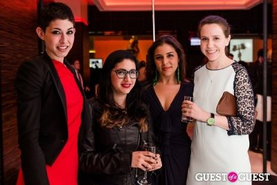 Sara Giobert, Tess Schwab, Cassandra Johnson, Katie Deatly