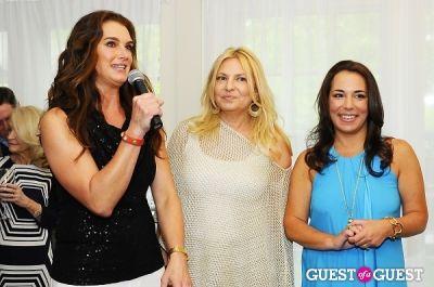 Brooke Shields, Debra Halpert, Samantha Yanks