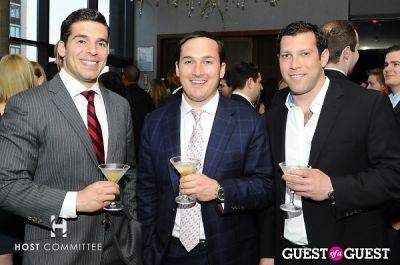 Frank Lupinacci, Chris Marshall, Jordan Lipbowitz