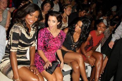 Gabrielle Union, Kim Kardashian, Ciara, Kelly Rowland