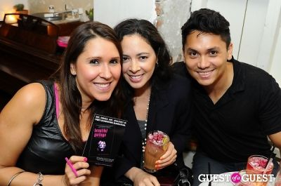 Paola Velasquez, Marlene Parron, Jason Setiawan