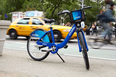 Citi Bike Invasion