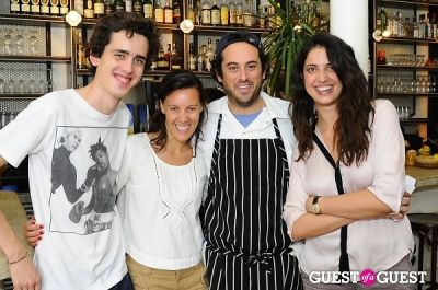Dylan Buffinton, Marianne Fabre-Lanvin, Max Sussman, Anna Polonsky