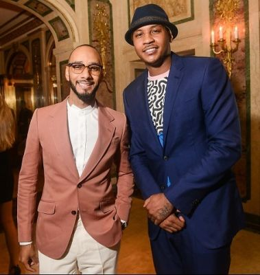 Swizz Beatz, Carmelo Anthony