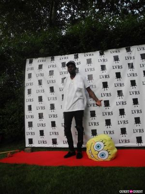Interview With Theophilus London At The Launch Of His Capsule Collection