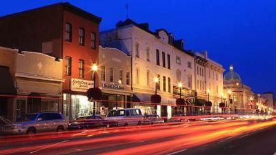 Georgetown Under Gilt City Spotlight Next Week