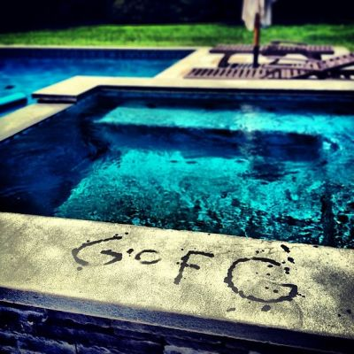 Photo Of The Day: GofG Posting Up Poolside