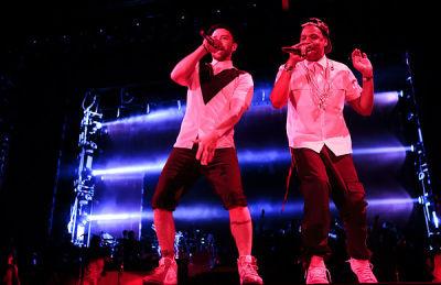 Justin Timberlake, Jay-Z