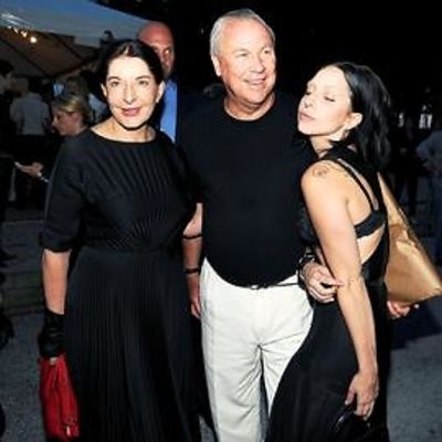 Marina Abramovic, Robert Wilson, Lady Gaga
