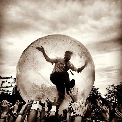 Instagram Round Up: Lollapalooza 2013 In Chicago