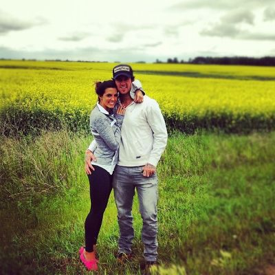Capitals Defenseman Mike Green Engaged