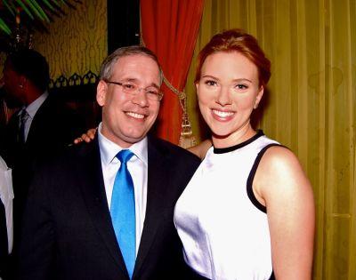 Scott Stringer, Scarlett Johansson