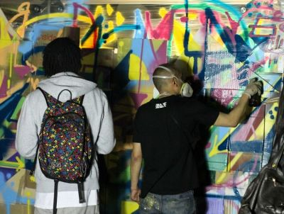 You're Invited To Experience 'Le Summer Street Art Show' At Lexington Social House