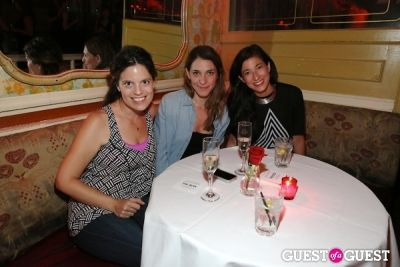 Beth Stellato, Angie Bentsfield, Emma Ho