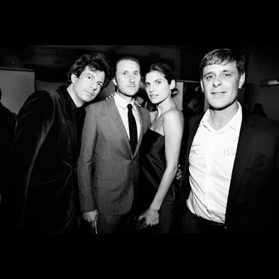 Adam Glassman, Scott Campbell, Lake Bell, David Colbert